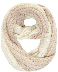 Dorothy Perkins Nude Reverse Textured Snood