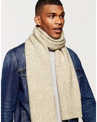 Original Penguin Wool Scarf