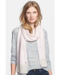Ted Baker London Tuck Stitched Knit Scarf