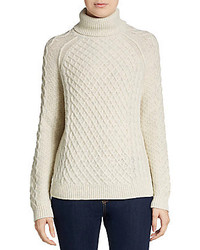 Vince Cable Knit Turtleneck