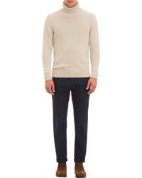 Fioroni cashmere turtleneck sweater medium 81665