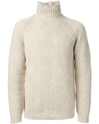 Golden goose deluxe brand ribbed turtle neck sweater medium 136161