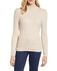 Chelsea28 Mixed Rib Sweater