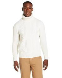 Merona Turtleneck Cable Knit Sweater Tm