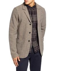 BLDWN Jude Slim Fit Knit Wool Sport Coat