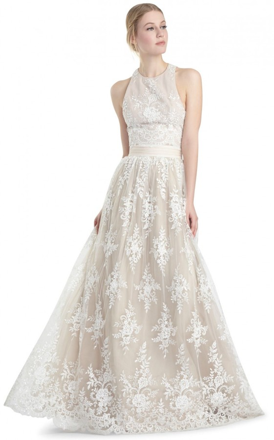 Alice Olivia Carter Ball Gown Skirt Where To Buy How To Wear