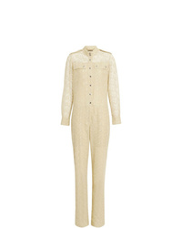 Burberry Lace Jumpsuit
