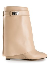 Givenchy Hidden Wedge Booties