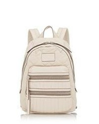 Marc by Marc Jacobs Domo Biker Backpack Nude