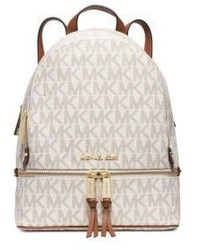 MICHAEL Michael Kors Michl Michl Kors Rhea Medium Faux Leather Backpack