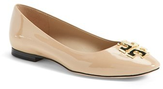 4a8f61389e2c ... Ballerina Shoes Tory Burch Raleigh Patent Leather Flat ...