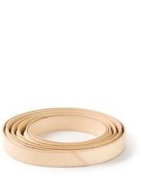 Ermanno Scervino Straight Edge Belt