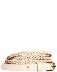Pieces Sen Leather Waist Belt