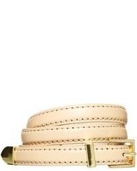 Asos Skinny Tipped Waist Belt