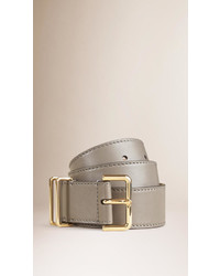 Burberry Smooth Leather Belt