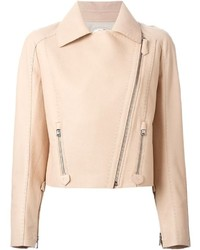 Fendi Classic Leather Jacket