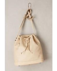 Karen Walker Benah For Enid Bucket Bag Cream All Jewelry