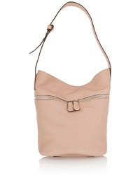 Alexander McQueen Bucket Leather Shoulder Bag
