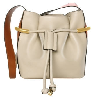 chloe imitation bags - Chlo�� Small Emma Bucket Bag In Cream   Where to buy \u0026amp; how to wear
