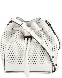 Rag & Bone Perforated Bucket Shoulder Bag