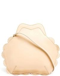 Simone Rocha Scalloped Shoulder Bag