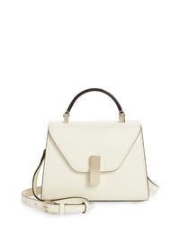 Valextra Micro Iside Leather Crossbody Bag