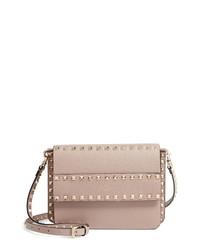Valentino Garavani Small Calfskin Leather Shoulder Bag