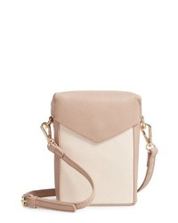 JULES KAE Tabitha Faux Leather Crossbody Bag