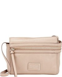 Marc by Marc Jacobs Third Rail Mini Crossbody Nude