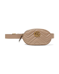 2966dab1f735 Women's Leather Fanny Packs by Gucci | Women's Fashion | Lookastic.com