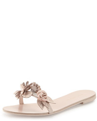 Lilico floral slide sandal nude medium 432159