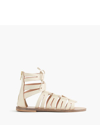 J.Crew Lace Up Gladiator Sandals