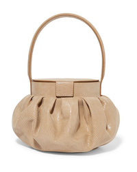 Rejina Pyo Agnes Lizard Effect Leather Tote