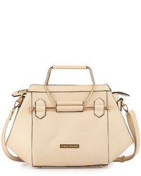 catherine malandrino catherine jennifer hexagon faux leather satchel tan catherine malandrino tote black white beige