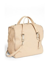 Vince Camuto Riley Small Satchel Taupe