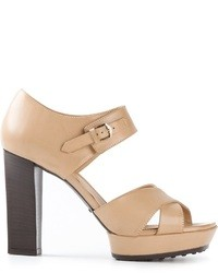 Chunky heel sandals medium 40343
