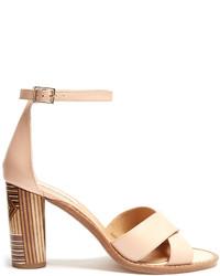 Gabriela Hearst John Leather Sandals
