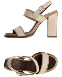 Veronique Branquinho High Heeled Sandals