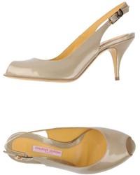Charles Jourdan High Heeled Sandals