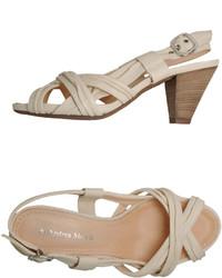 Andrea Morelli High Heeled Sandals