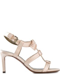 Lanvin Bow Detail Sandals