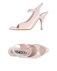 Rochas High Heeled Sandals Item 44603160