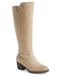 Berino leather knee high boot medium 123103