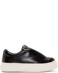 Eytys Black Doja Low Top Sneakers