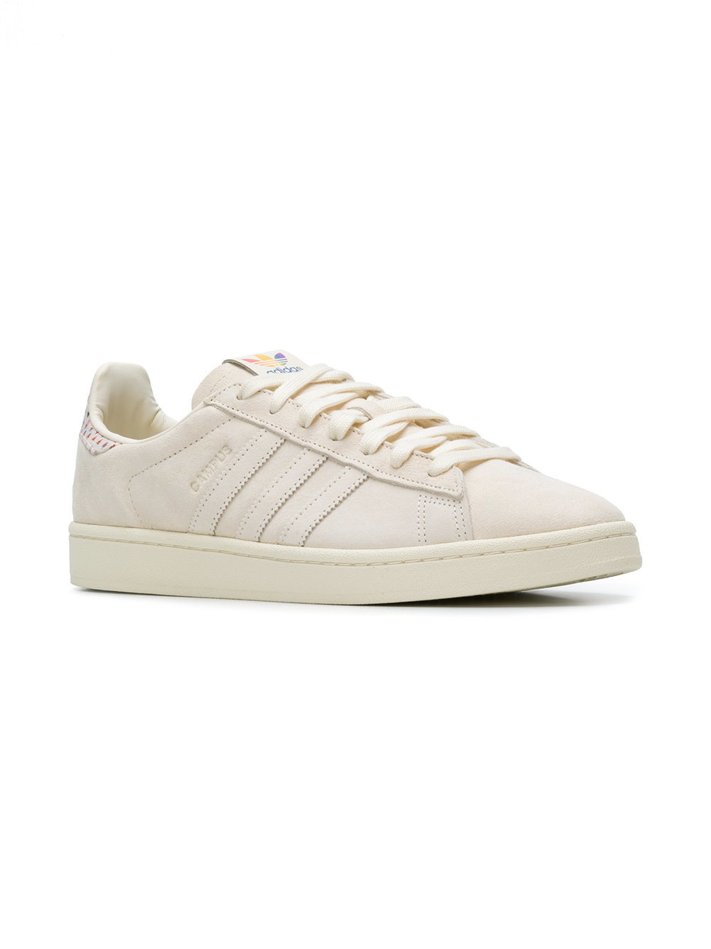 info for 927b4 c4bd0 ... Beige Leather Low Top Sneakers adidas Campus Pride Sneakers ...