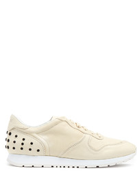 Tod's Low Top Leather Trainers