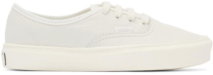 1b0f53c118 ... Vans Off White Authentic Lite Lx Sneakers ...