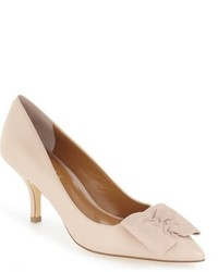 J. Renee Camley Pointy Toe Bow Pump
