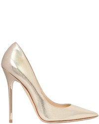 Jimmy Choo 120mm Anouk Etched Leather Pumps