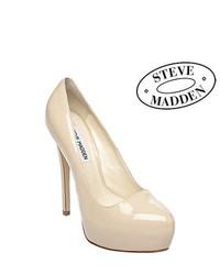 Steve Madden Official Yasmin Pumps Beige